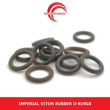 BS028 O Ring 34.65mm inside diameter x 1.78mm VITON Packet of 6