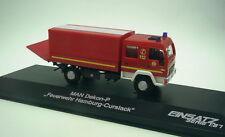 Curslack 68045 Rietze MAN Dekon-P Feuerwehr Hamburg