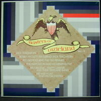 "12"" 6 LP Box Masters Of Dixieland Vol. 1 - 6 (Jack Teagardenm, Pee wee Hunt)"