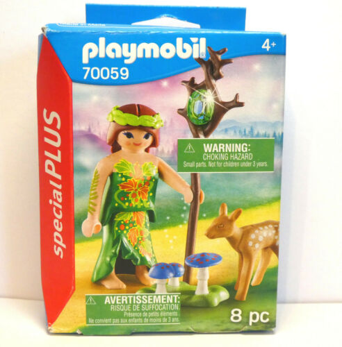 Playmobil Special Plus Elfe mit Reh 70059 in Box