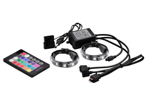 DEEP COOL RGB 350 Magnetic Colour LED Strip Lighting Kit With Remote