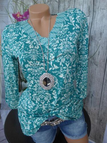 36 gemustert NEU Boysens Tunika Bluse Shirt Gr 526