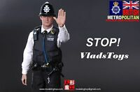 Modeling Toys 1/6 British Metropolitan Police Service (mps) Mms9001 Usa Dealer