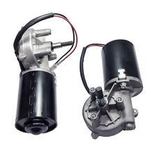 12v 24v Dc Electric Gear Motor Leftright Angle Reversible For Garage Door