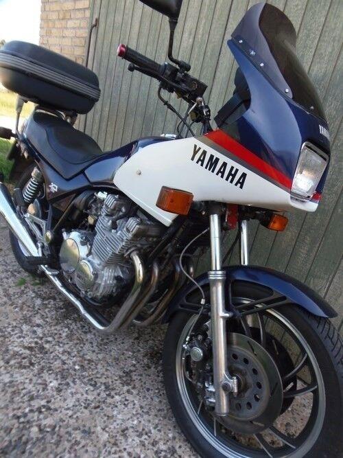 Yamaha, Xj 750/900 Seca, ccm 900