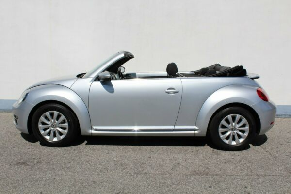 VW The Beetle 1,2 TSi 105 Design Cabriolet - billede 4