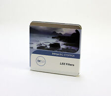 Lee Filters SW150 Big Stopper 10 stops 150x150mm Glass Filter.Brand New