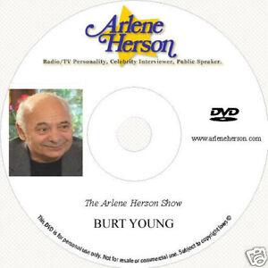 Burt-Young-TV-Interview-30-minutes-DVD