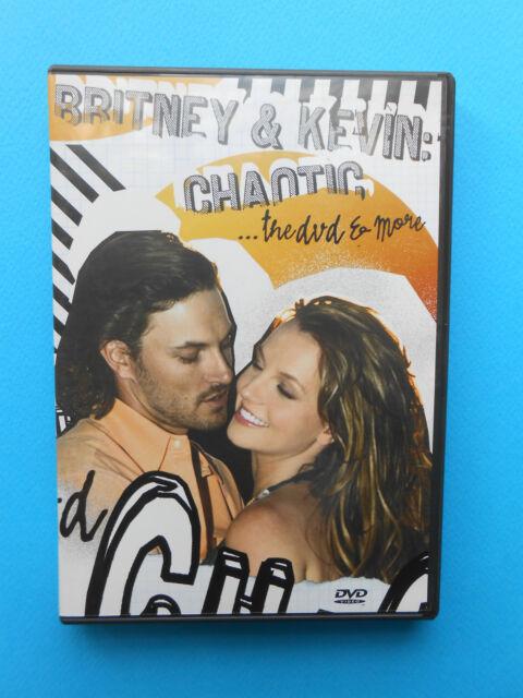 britney & kevin chaotic britney spears kevin federline someday mona lisa dvd+cd