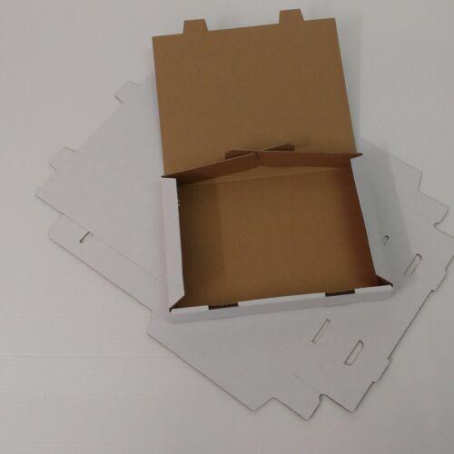 25 Maxibrief Karton weiss 300 x 210 x 40 mm Innenmass A 4 stabile Ausführung