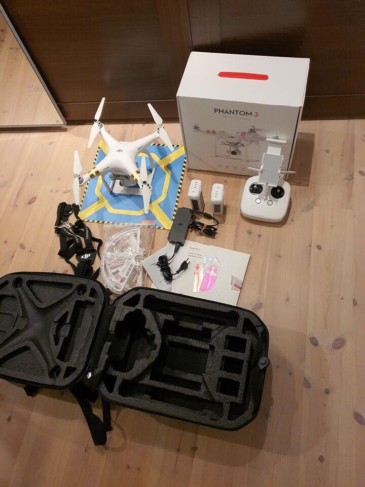 Drone, DJI, Phantom 3 PRO 4K Kamera