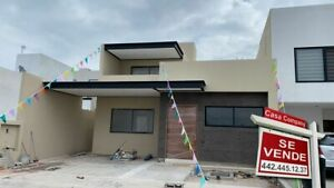 Hermosa Casa en Lomas de Juriquilla, 3 Recamaras, 2 en PB, 3.5 Baños..