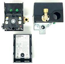 034 0138 Pressure Switch With Unloader Valve Amp Lever 95 125 Psi Sanborn Powermate
