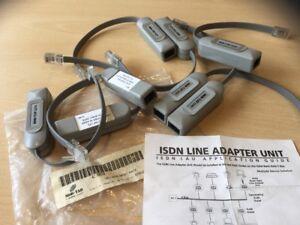 Aimable 8 Mod Tap Ltd 42.a0020 Pabx Mastr Ligne Adaptateur Rj45/bt Téléphone Ligne Adaptateur 15 Cm-afficher Le Titre D'origine Chaud Et Coupe-Vent