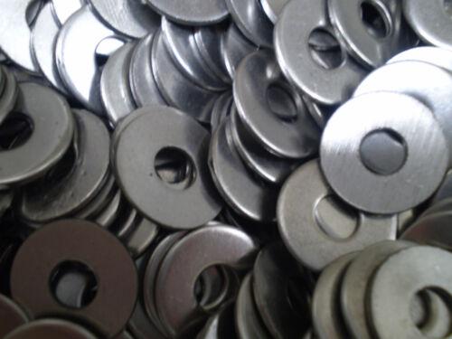 DIN 9021 Belagscheiben Karosseriescheiben Edelstahl A2 2,2-17,0 mm M2 M16