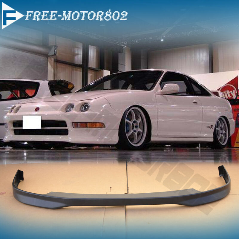 FOR 94-97 ACURA INTEGRA FRONT BUMPER LIP SPOILER BODYKIT