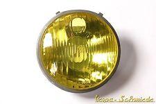 VESPA Scheinwerfer - Gelb - V50 Rundlenker - Ø 105mm - Lampe Rundlicht 50N N L