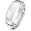NEW-9ct-White-Gold-Court-Wedding-Ring-2-3-4-5-6mm-Comfort-Fit-Wedding-Band thumbnail 12