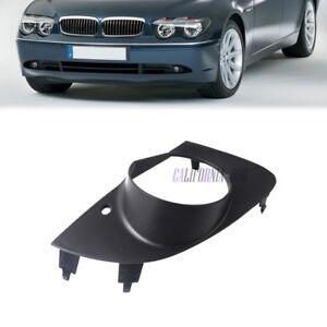 Para-BMW-E65-E66-750i-760Li-06-08-nuevo-Parachoques-Delantero-Luz-De-Niebla-Recortar-Cubierta