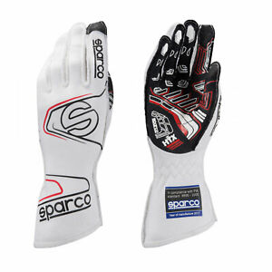 Sparco-Handschuh-ARROW-RG-7-Weiss-mit-FIA-Homologation-10-aus-DE