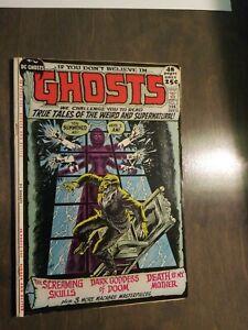 Ghost-3-FINE-VF-DC-Comics-1972-DC-Ghosts