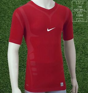 dbba11f105c6 Nike Pro Base Layer - Genuine Nike Short Sleeved Compression Top ...