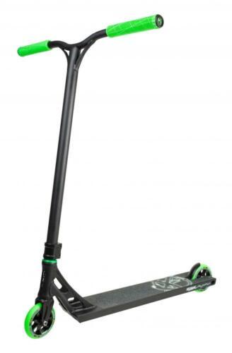 Addict Equalizer Stunt-Scooter H=92cm schwarz//grün Trick City Tret-Roller