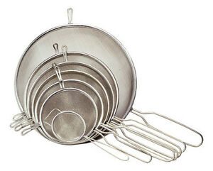 Chef-Aid-Metal-Tea-Food-Strainer-Sieve-Various-Sizes-Available