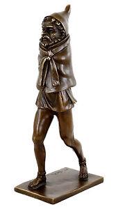 Fruchtbarkeitsgott Priapus - Zweiteilige erotische Bronzefigur signiert M. Nick - Dresden, Deutschland - Fruchtbarkeitsgott Priapus - Zweiteilige erotische Bronzefigur signiert M. Nick - Dresden, Deutschland