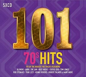 Various-Artists-101-70s-Hits-Various-New-CD-UK-Import