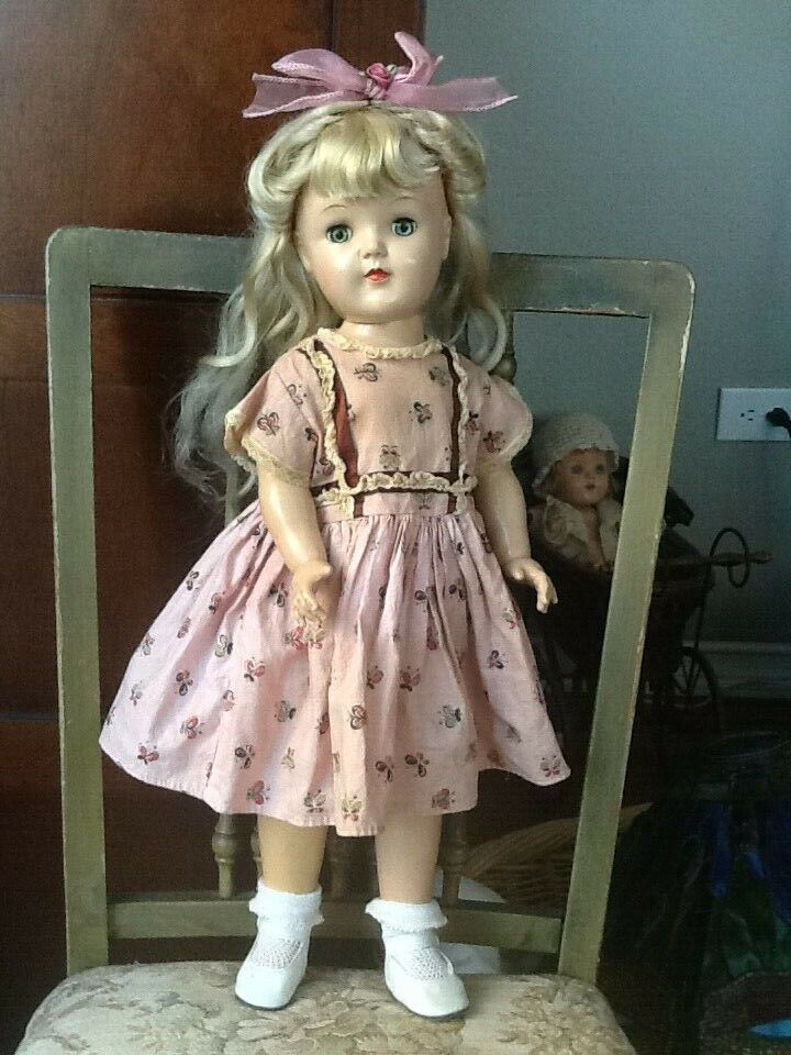 IDEAL 1950s TONY 18  doll P-92