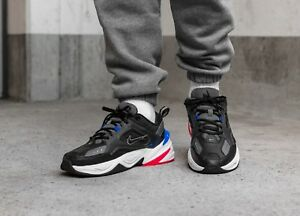 newest 80afa efbbf Image is loading Nike-M2K-Tekno-Sneakers-Men-039-s-Lifestyle-
