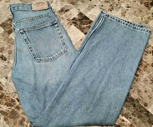 Levis-Strauss-Loose-Straight-Ample-Women-039-s-Jeans-Size-18-Regular-18r