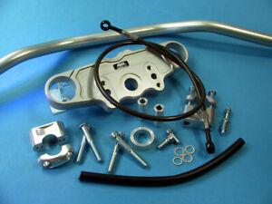 Abm-Superbike-Lenker-Kit-Suzuki-Sv-650-S-Av-99-02-Argent