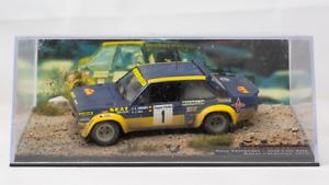 ventas en linea 1 43 envejecido diorama Fiat 131 Abarth Rally fernández fernández fernández 1979 Catalunya Ixo  encuentra tu favorito aquí