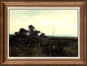 Michael-Coleman-Oil-Painting-on-Board-Original-Landscape-Signed-Vintage-Artwork