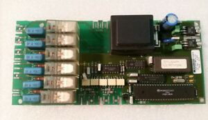 Wascomat-Parts-471-8992-03-899203-Control-Board-Clarus-CPU-Washer-Extractor