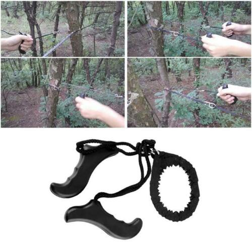 Outdoor Camping Hiking Emergency Survival Hand Tool Kit Gear Pocket Chainsaw BL3