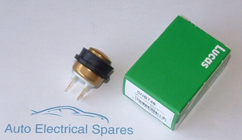 Lucas SNB748 CDU1500 GVS104 radiator fan switch fits MINI 1000 MG Metro