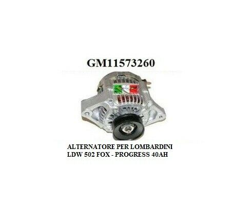 STATORE PER ALTERNATORE A 3 FILI LOMBARDINI 8565 094 LIGIER MICROCAR GRECAV JDM