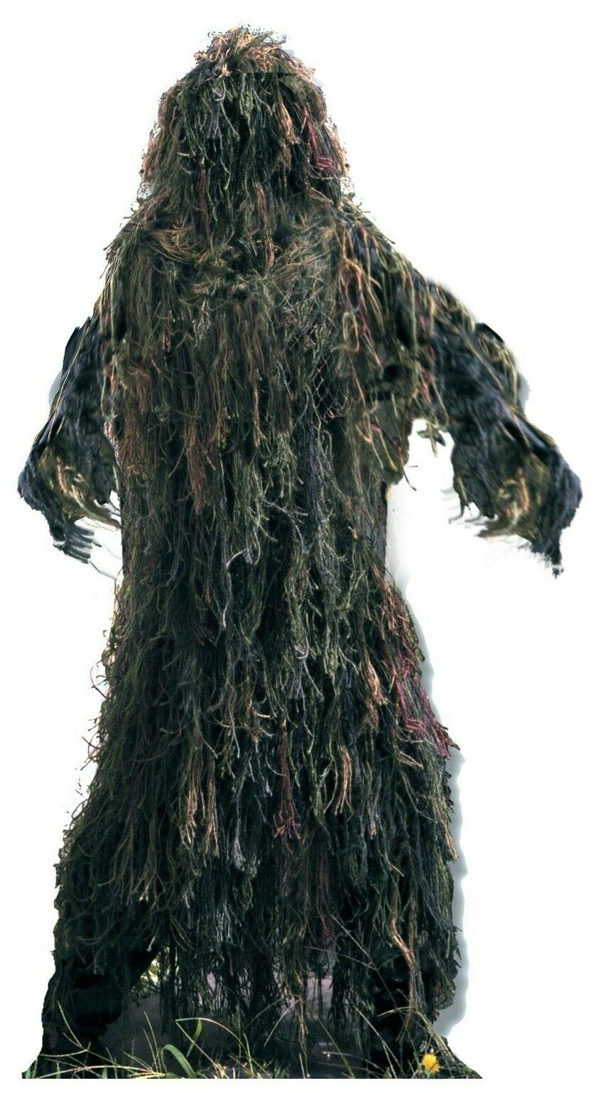 Ghillie suit youth sizes kids lightweight all purpose redhco 64128