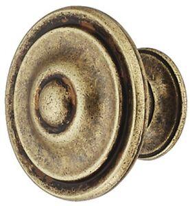 HAFELE-Meubles-Bouton-Armoire-Antique-Bouton-commodes-bouton-maison-de-campagne-Marron-Vintage