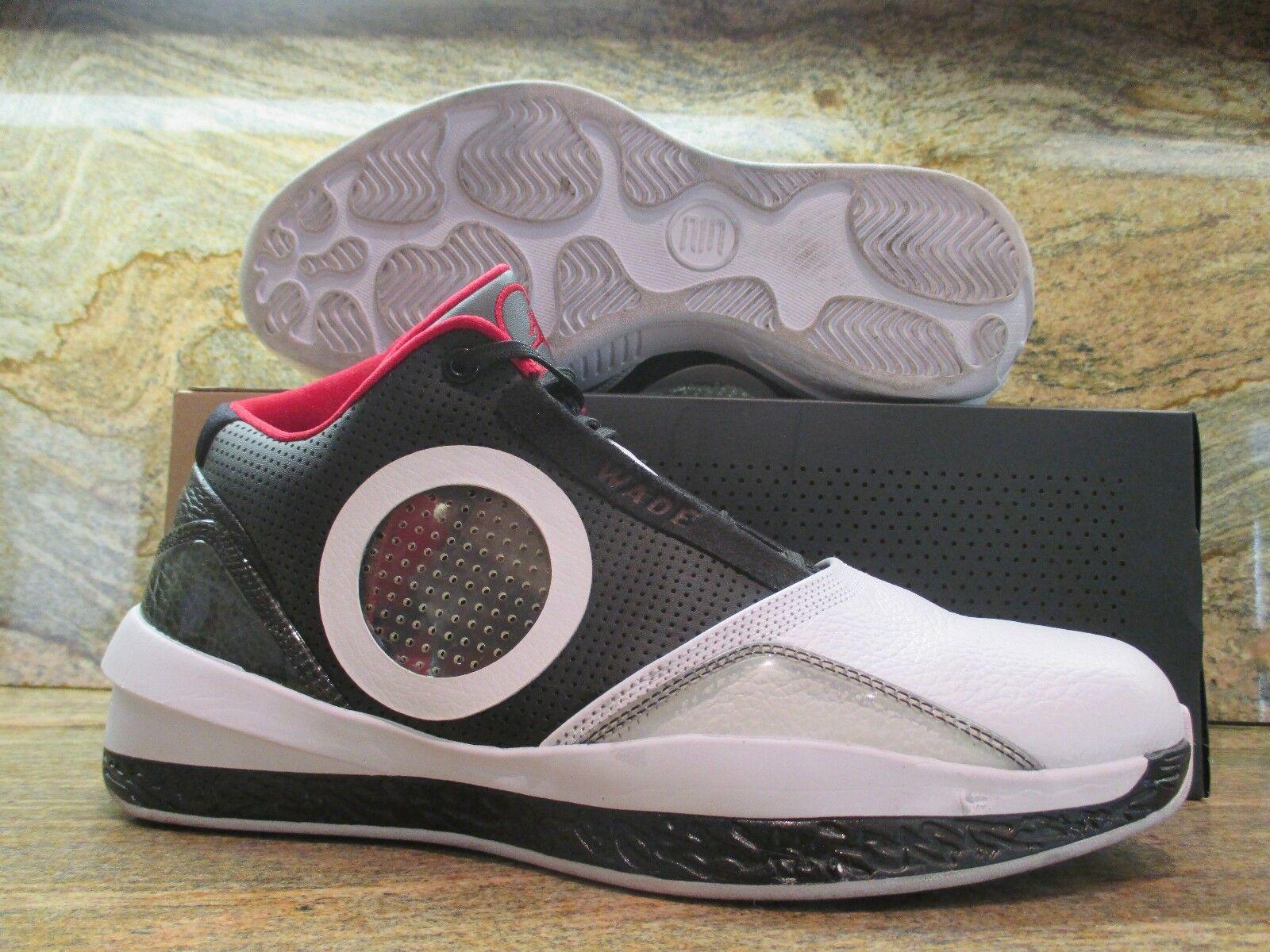 38b8572905 Nike Air Jordan 2010 Dwayne Wade Pe Sz 9.5 Miami Heat Promo Probe Og 387358-
