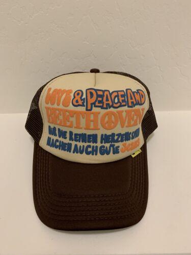Kapital Kountry Brown Trucker Hat