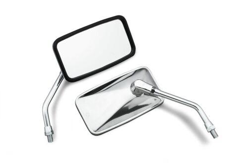 Stainless Mirror 10mm Universal BikeMaster 981030