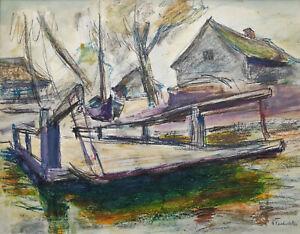 Tucholski-Herbert-1896-1984-Fischerdorf-Rowe-an-der-Ostsee-in-Pommern-034