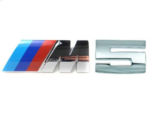 BMW GENUINE 5 SERIES E39 M5 REAR BADGE EMBLEM 51142693189 51142694404