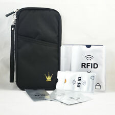 304a02dcee82 item 3 Travel Wallet Ticket Holder with RFID Blocking Cover for Passport  Credit Card M1 -Travel Wallet Ticket Holder with RFID Blocking Cover for  Passport ...
