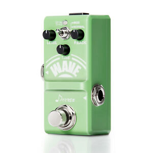 Donner-Wave-Analog-Delay-Guitar-Effect-Pedal-Super-Mini-Free-Shipping