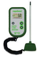 Rapitest 3 In 1 Digital Ph, Fertility, Thermometer Soil Garden Plant Test Tester